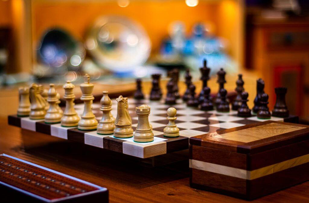 Schachnachmittage
